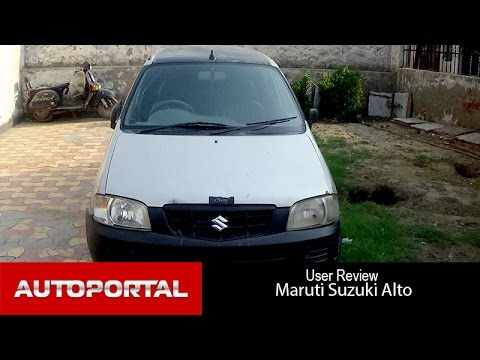 Maruti Suzuki Alto User Review - 'great mileage' - Autoportal