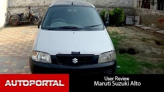Maruti Suzuki Alto User Review - 'great mileage' - Autoportal