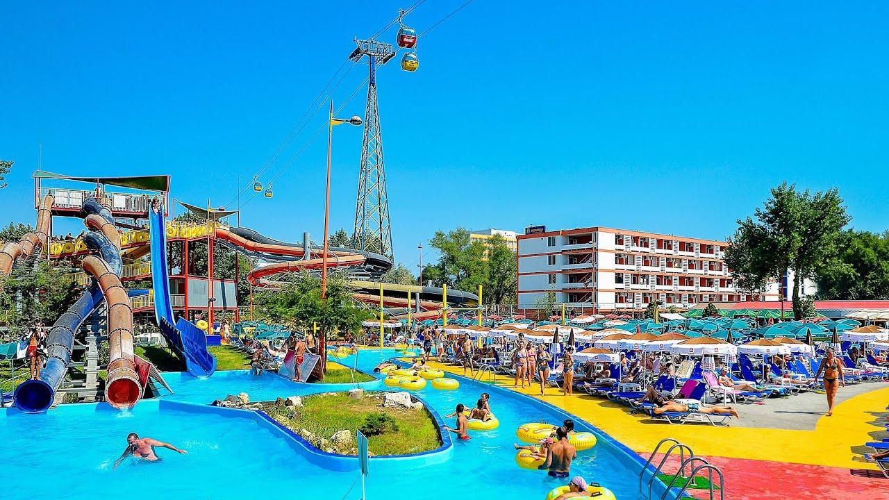 Mamaia Romania  City pictures : Aqua Magic in Mamaia, Romania YouTube