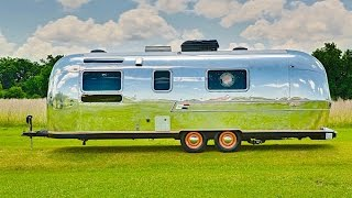 1970 Airstream Gets The Modern Treatment