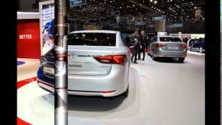 Премьера! 2015 Toyota Avensis Facelift - Видео обзор характеристик, экстерьера и интерьера.