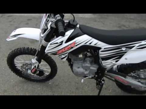 SSR SR189 DIRT BIKE by HIGH STYLE MOTORING