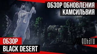 black Desert - Обзор Камасильвии