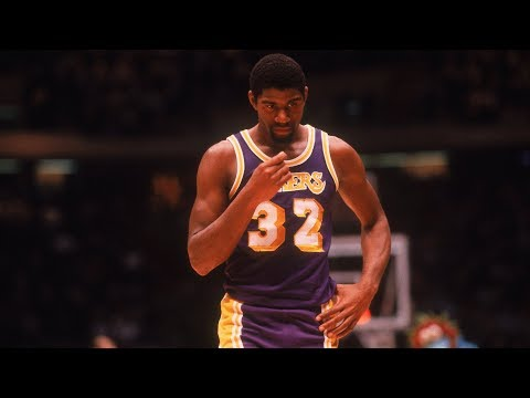 Magic Johnson - The Magic Show