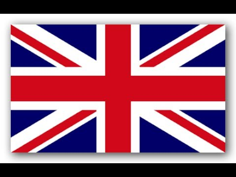 how to draw britain flag youtube