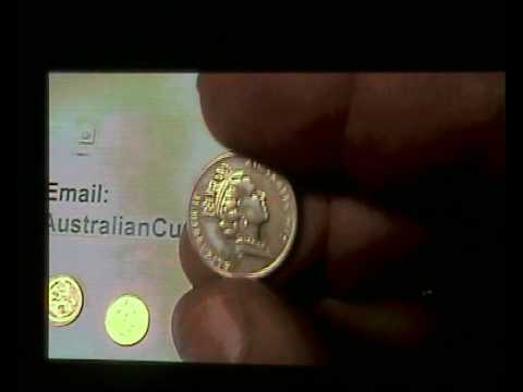 Five Cent Coin - Australian 1966 to today-present. - BUY NOW - INVEST