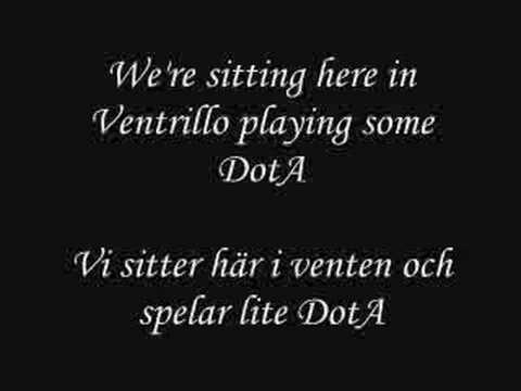 Basshunter - Dota With English Lyrics!