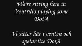 Download Basshunter - Dota With English Lyrics! MP3 song and Music Video