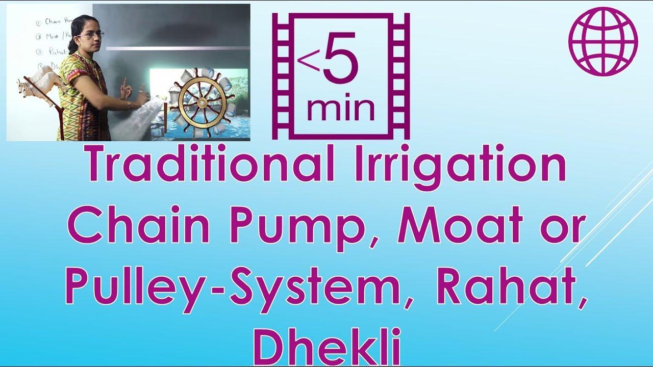 moat irrigation
