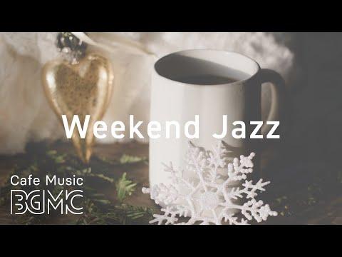 Weekend Hip Hop Jazz & Jazz Beats Instrumental - Relaxing Hip Hop Jazz Playlist Cafe Music Mix