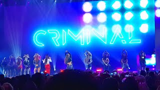 Youtube on stage VidCon 2018 Live event Criminal song