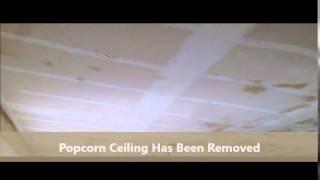 Popcorn Ceiling Removal Corpus Christi TX, Popcorn Removal Corpus Christi