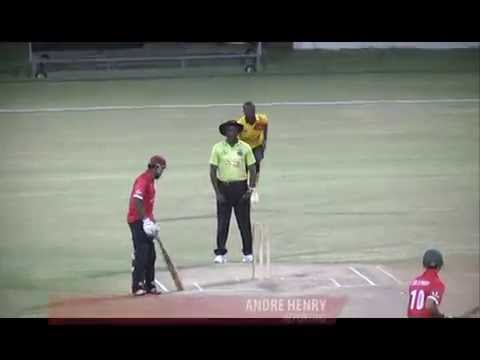 Antigua vs Jamaica [Cricket]