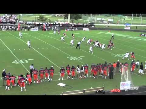 University (Fort Lauderdale, FL) Quincy Wilson - 2013 Highlights