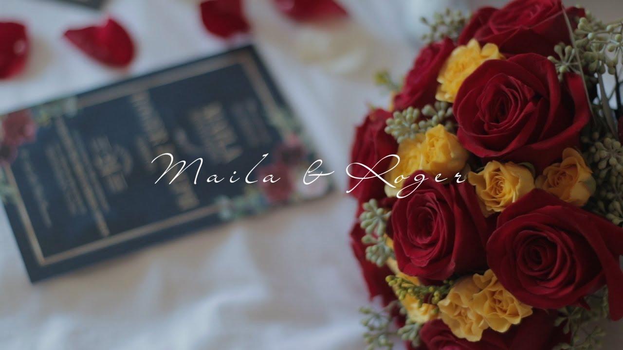 Maila & Roger Wedding Highlight | Virginia Beach, VA