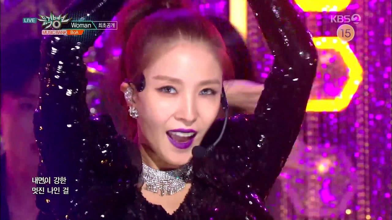 """Boa ˳´ì•"""" Woman Stage Mix ˬ´ëŒ€ëª¨ìŒ ʵì°¨íŽ¸ì§' Youtube"""