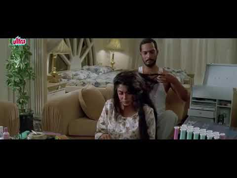 Kissing Scene of Nana Patekar & Ramya Krishnan | Romantic Scene - Wajood | Bollywood Movie
