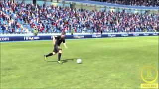 Fifa 12 PS3 -Tuto dribble
