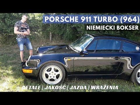 1991 Porsche 911 3.3 TURBO - Oko w oko z niemieckim bokserem (typ 964).