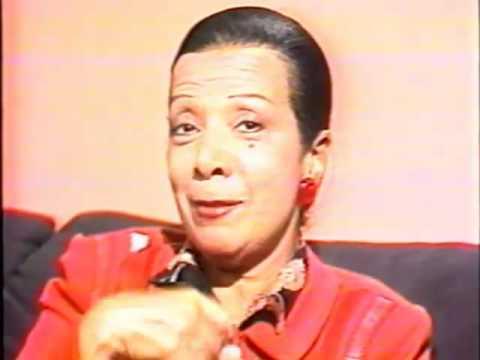 Leda Nagle entrevista Elizeth Cardoso no Jornal Hoje - parte 2 de 2