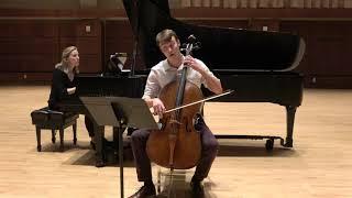Beethoven Cello Sonata in A major Op. 69 - III. Adagio cantabile - Allegro vivace
