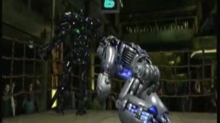 Real Steel - Zeus & Twin Cities Gameplay (Xbox 360)