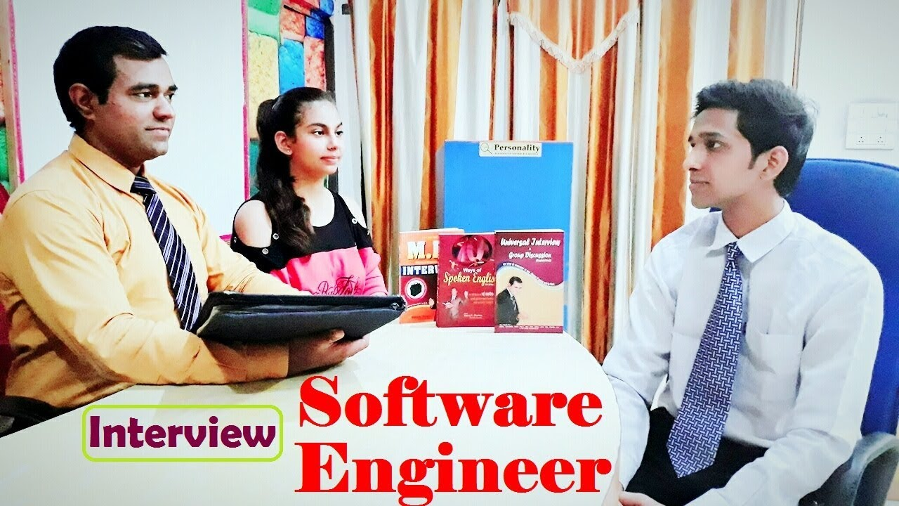 Software Engineer Interview It Engineer Interview Questions Youtube