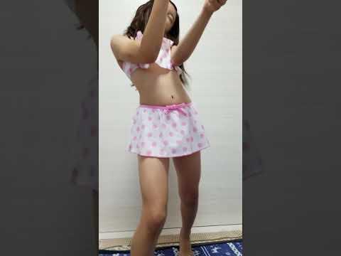 水着ギャルの間で大流行/mimimiダンス踊ってみた【8歳】
