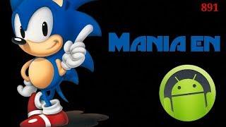 Sonic Manía Para Celular