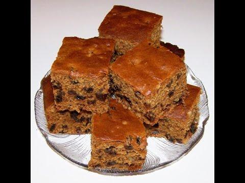 Greek vegan raisin cake (Fanouropita) avec sous-titres français