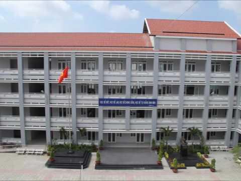 Tự Hào trường tôi trường THPT Võ Văn Kiệt