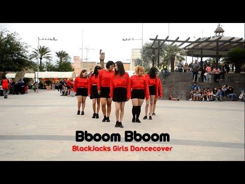 [KPOP IN PUBLIC MEXICO] BBOOM BBOOM - MOMOLAND (모모랜드) Cover by BlackJacks