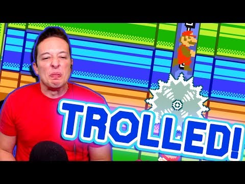 The Only Explanation for This TROLL Level...Is MAGIC!!