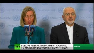 EU to Create Special Payment Channel With Iran