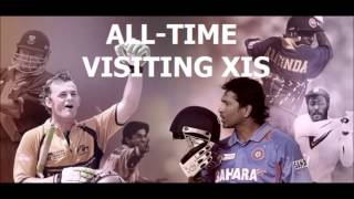 ESPN Cricinfo's - All-Time Visiting XIs