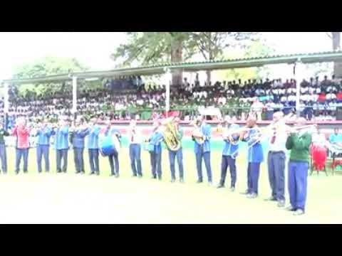 Saint peters school band