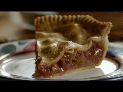 How to Make Fresh Rhubarb Pie | Allrecipes.com