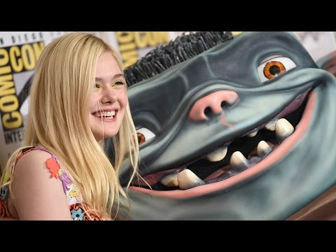 The BoxTrolls | Comic Con 2014 [Full Panel]
