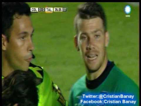 Colon 1 Talleres 0 (Radio Impacto Cordoba) Torneo Primera Division 2016