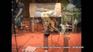 a-ha live - Say Hello, Wave Goodbye - BBC Radio 2  Maida Vale Studios, London 28/09/2010