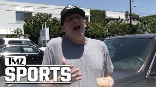 LeBron vs  Jordan Debate is Dead, Says Michael Rapaport | TMZ Sports