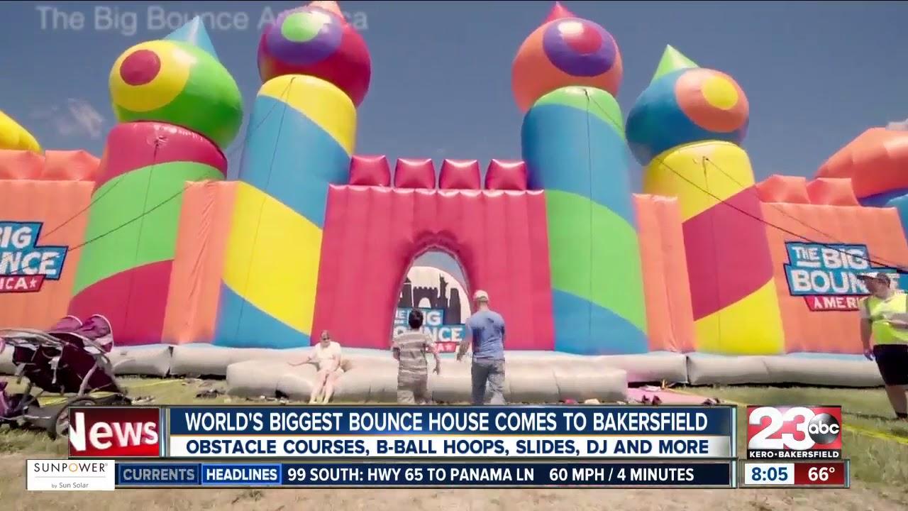 Spokane bounce castle for teens