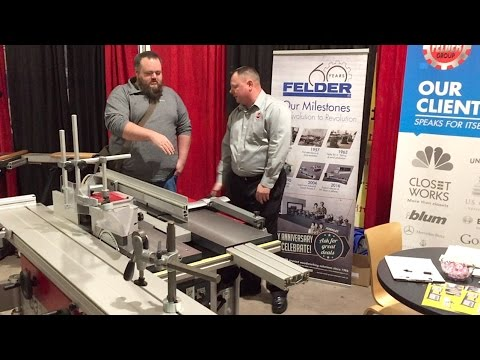 Woodworking Show 2017