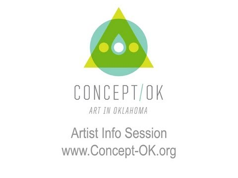 Concept/OK: Art in Oklahoma - Artist Info Session