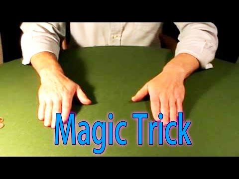 Easy Magic Trick No. 12 | Easy Step to Follow | Full HD