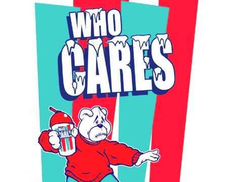 Who Cares (Ernie Fresh) - Winter Came Back