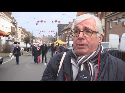 Macron à Hénin-Beaumont, fief du FN: qu'en pensent les habitants?