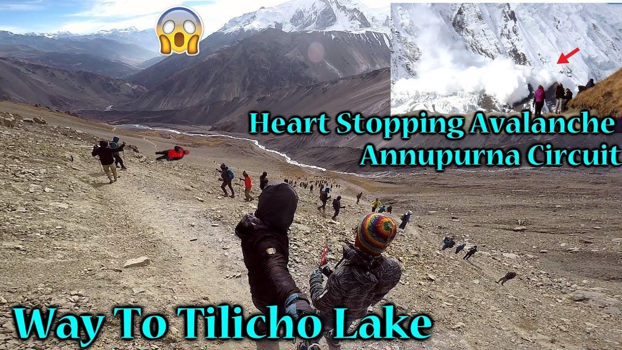 Download MANANG RIDE (DAY 4) || TILICHO LAKE-Worlds Higest Lake || Annapurna Circuit Nepal