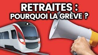 Grève massive du 5 décembre : la réforme des retraites expliquée