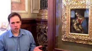 Экскурсия по Эрмитажу: откуда в картине Леонардо да Винчи